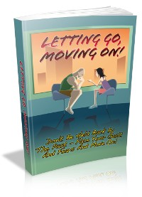 Cover Letting Go, Moving On