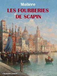 Cover Les Fourberies de Scapin