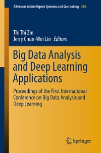 Cover Big Data Analysis and Deep Learning Applications