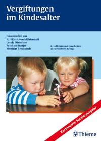 Cover Vergiftungen im Kindesalter