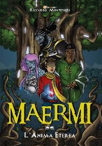 Cover Maermi - L'Anima Eterea