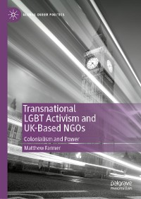 Cover Transnational LGBT Activism and UK-Based NGOs