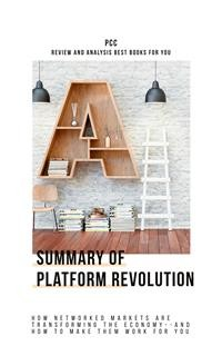 Cover Summary of Platform Revolution