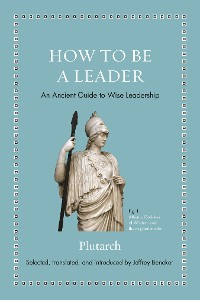 Cover How to Be a Leader