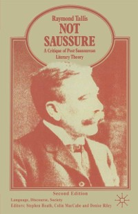 Cover Not Saussure