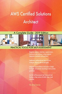 Cover AWS Certified Solutions Architect A Complete Guide - 2019 Edition
