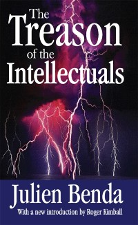 Cover Treason of the Intellectuals