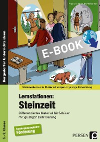 Cover Lernstationen: Steinzeit