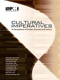 Cover Cultural Imperatives in Perceptions of Project Success and Failure