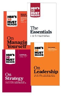 Cover HBR's 10 Must Reads Collection (12 Books)