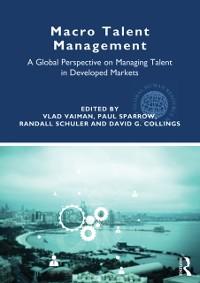 Cover Macro Talent Management