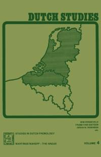 Cover Dutch Studies