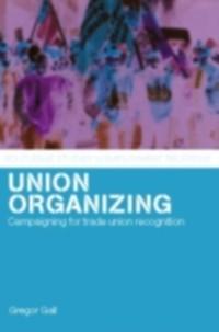 Cover Union Organizing