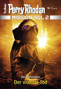 Cover Mission SOL 2020 / 5: Der violette Tod