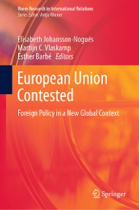 Cover European Union Contested
