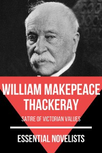 Cover Essential Novelists - William Makepeace Thackeray