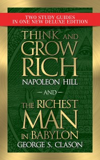 Cover Think and Grow Rich and The Richest Man in Babylon with Study Guides