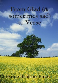 Cover From Glad (& Sometimes Sad) to Verse