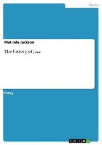 Cover The history of Jazz