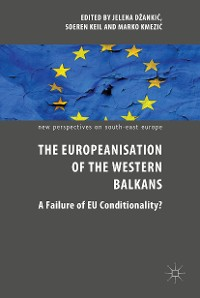 Cover The Europeanisation of the Western Balkans