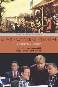 Cover Democracy in Modern Europe