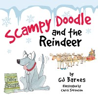 Cover Scampy Doodle and the Reindeer