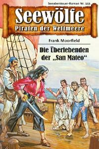 Cover Seewölfe - Piraten der Weltmeere 333