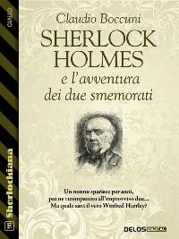 Cover Sherlock Holmes e l'avventura dei due smemorati