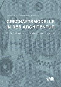 Cover Geschäftsmodelle in der Architektur