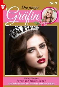 Cover Die junge Gräfin 9 – Adelsroman