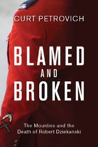Cover Blamed and Broken