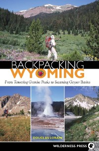 Cover Backpacking Wyoming