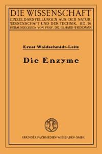 Cover Die Enzyme