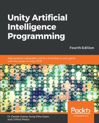 Cover Unity Artificial Intelligence Programming