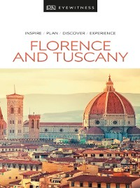 Cover DK Eyewitness Travel Guide Florence and Tuscany