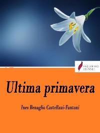 Cover Ultima primavera