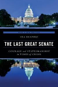 Cover The Last Great Senate