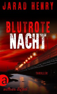 Cover Blutrote Nacht