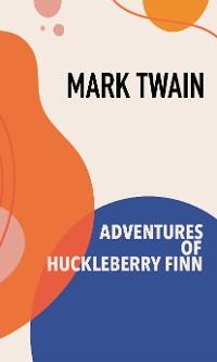 Cover Adventures of Huckleberry Finn