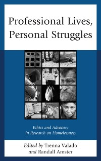 Cover Professional Lives, Personal Struggles