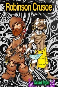 Cover Robinson Crusoe - Daniel Defoe