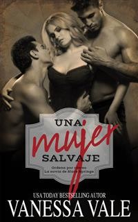 Cover Una Mujer Salvaje