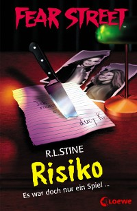 Cover Fear Street 45 - Risiko