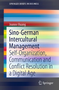 Cover Sino-German Intercultural Management