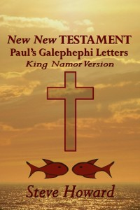 Cover New New Testament Paul's Galephephi Letters