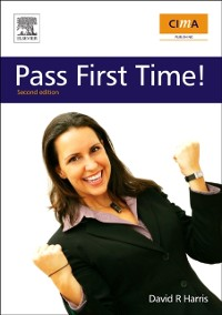 Cover CIMA: Pass First Time!