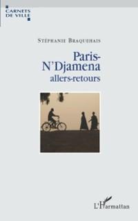 Cover Paris-N'Djamena allers-retours