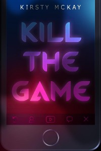 Cover Kill the Game – Psychothriller
