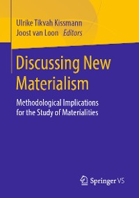 Cover Discussing New Materialism