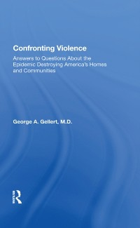 Cover Confronting Violence